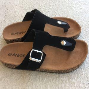 "ANNA Modern Style ""Birkenstock like"" Sandal"